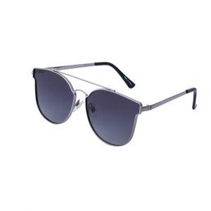 Ochelari de soare antracit, pentru dama, Daniel Klein Trendy, DK4176-3