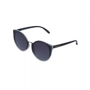 Ochelari de soare antracit, pentru dama, Daniel Klein Trendy, DK4186-2