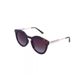 Ochelari de soare maro, pentru dama, Daniel Klein Trendy, DK4227-3