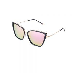 Ochelari de soare roz, pentru dama, Daniel Klein Trendy, DK4198-3