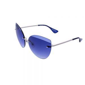 Ochelari de soare albastri, pentru dama, Daniel Klein Trendy, DK4230P-4