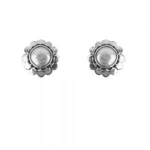Cercei argint Aine cu perle
