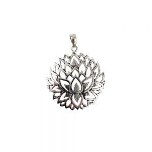 Pandantiv argint mandala